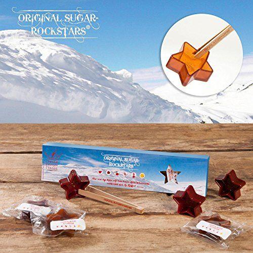 SugarRockStars Set für Feuerzangentasse