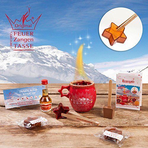 Feuerzangentasse Set mit Sugarrockstars®